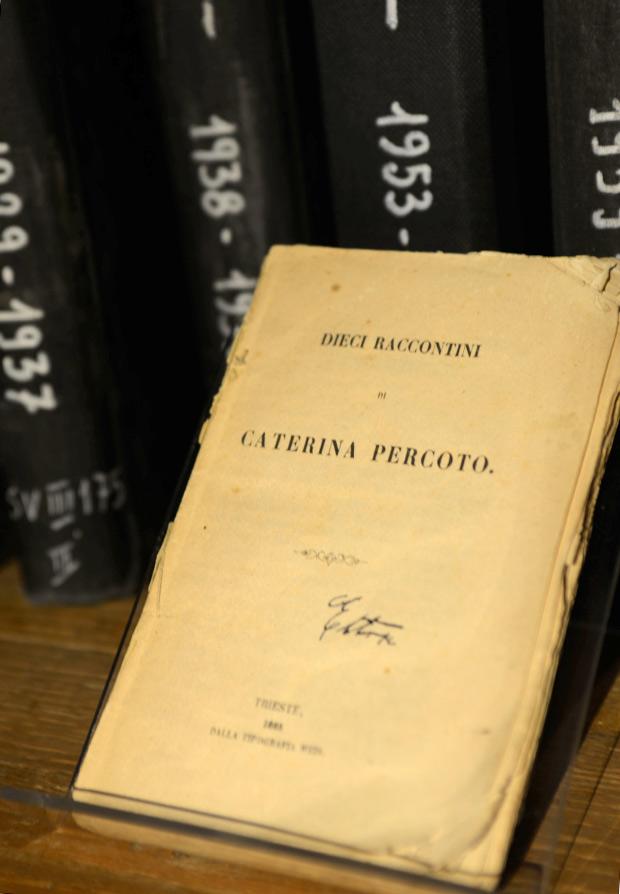 CATERINA PERCOTO DIECI RACCONTINI